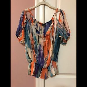Guess Patterned Blouse